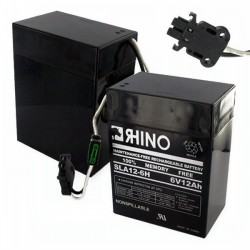 6V 12Ah Power Wheels Replacement Battery