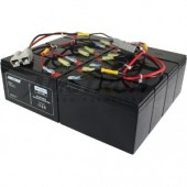 Fully Wired RBC 12 Battery Pack