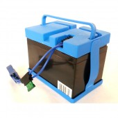 Peg Perego 12V Replacement Battery 12A Upgrade Profile